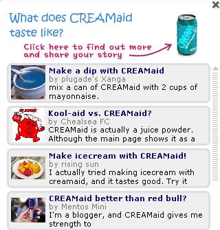 Creamaid